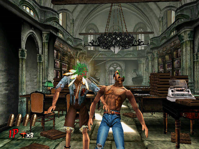 Dreamcast - The House of the Dead 2 Img 02